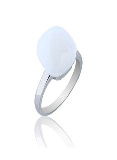 Söğütlü Silver Yüzük Renkli